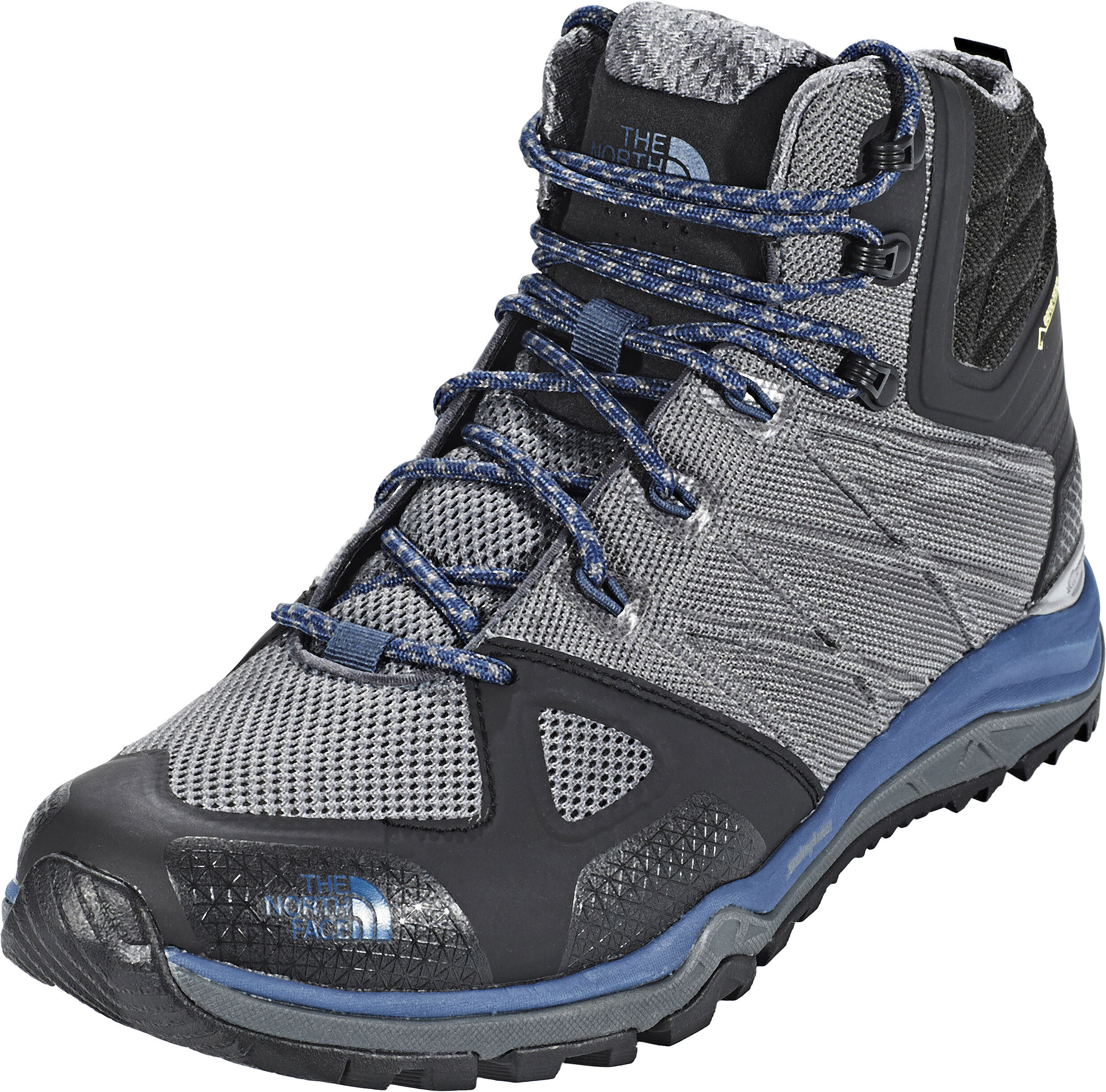 82d48ee45a The North Face Ultra Fastpack II Mid GTX - Chaussures Homme - gris/noir